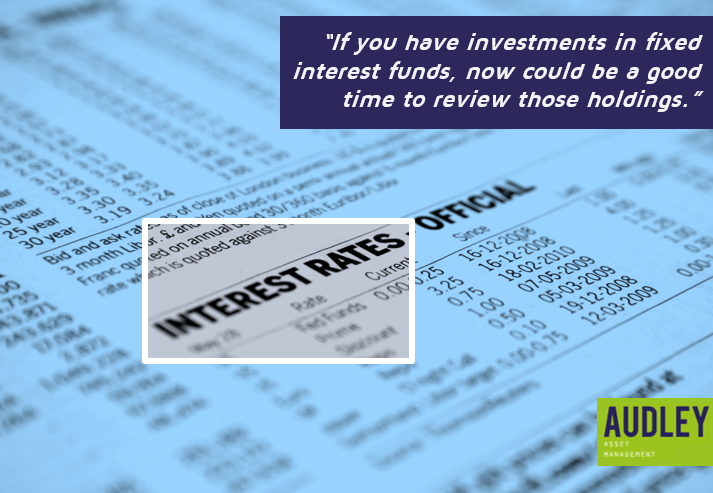 Review fixed interest funds