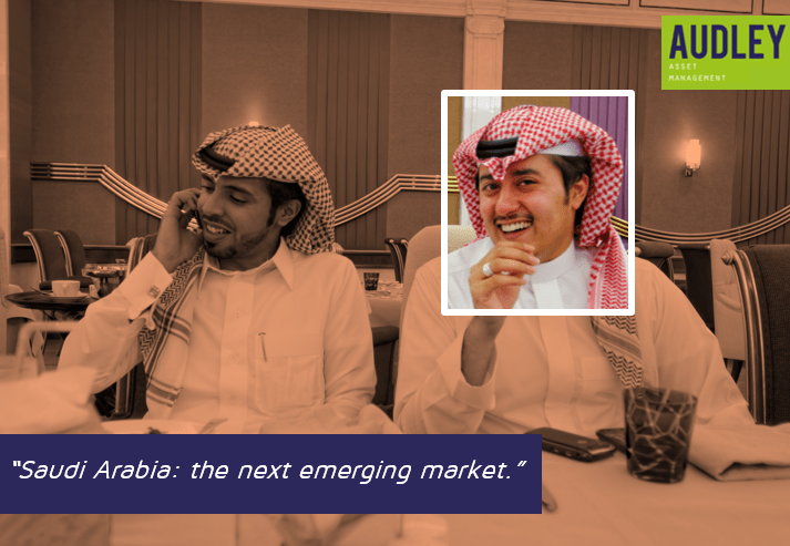 Saudi Arabia: the next emerging market