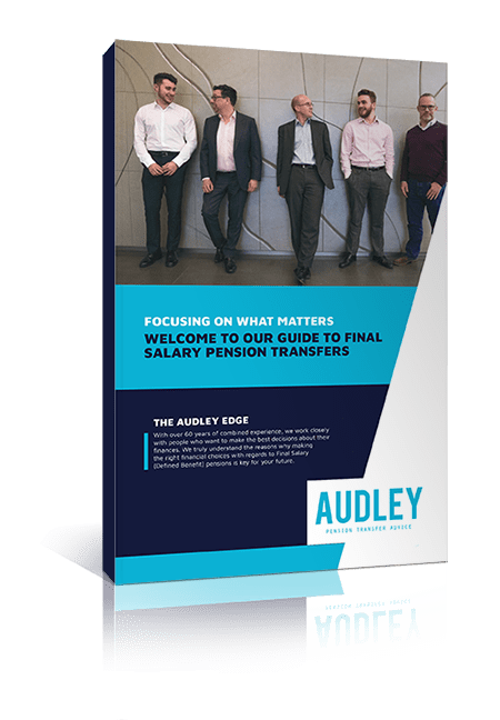 Final salary pension transfer guide