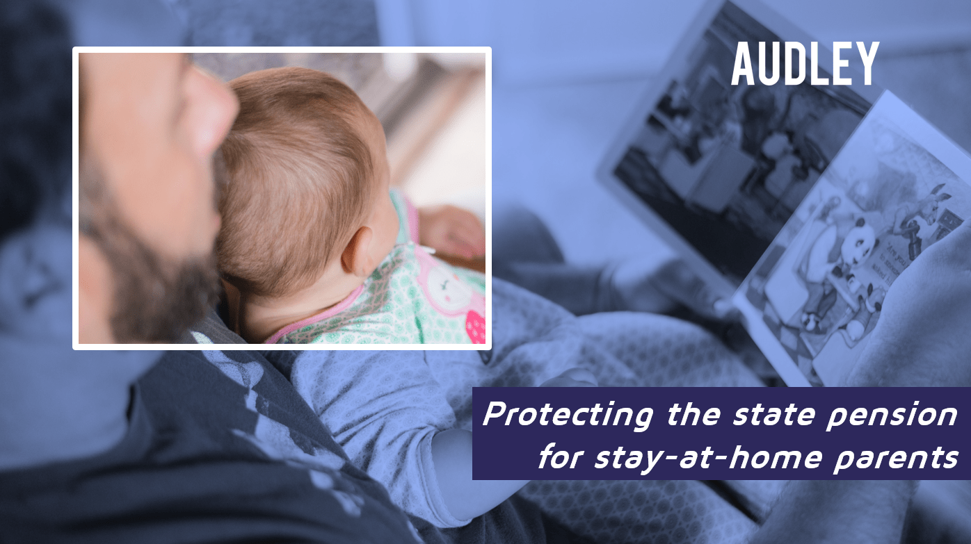 Protecting the state pension for stay-at-home parents