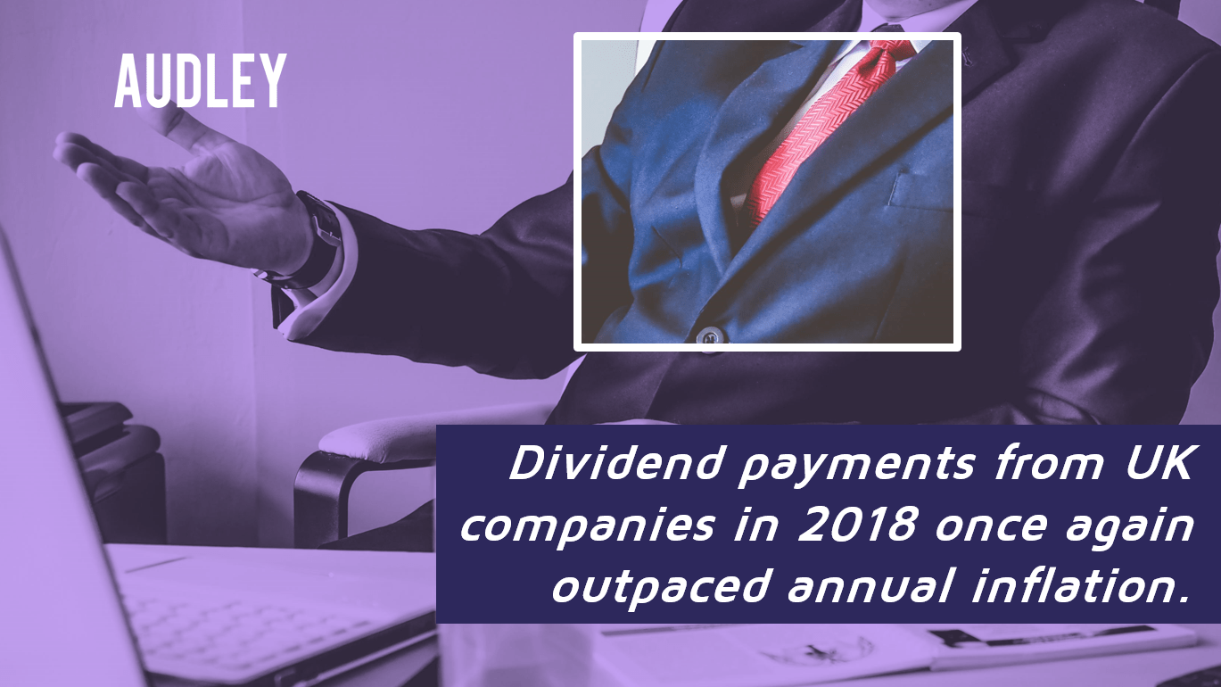 The rise and rise of UK dividends